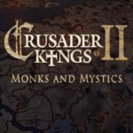 Логотип дополнения Monks and Mystics для игры Crusader Kings II