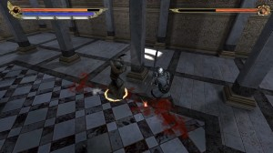 Knights Of The Temple Infernal Crusade битва с рыцарем