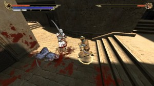 Knights Of The Temple Infernal Crusade сражение с сарацинами