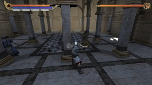 Knights Of The Temple Infernal Crusade сражение