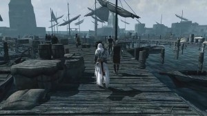 порты Акры в игре Assassins Creed